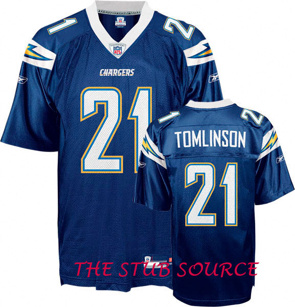 San Diego Chargers Front Office: Reebok San Diego Chargers LaDainian Tomlinson Toddler Kids